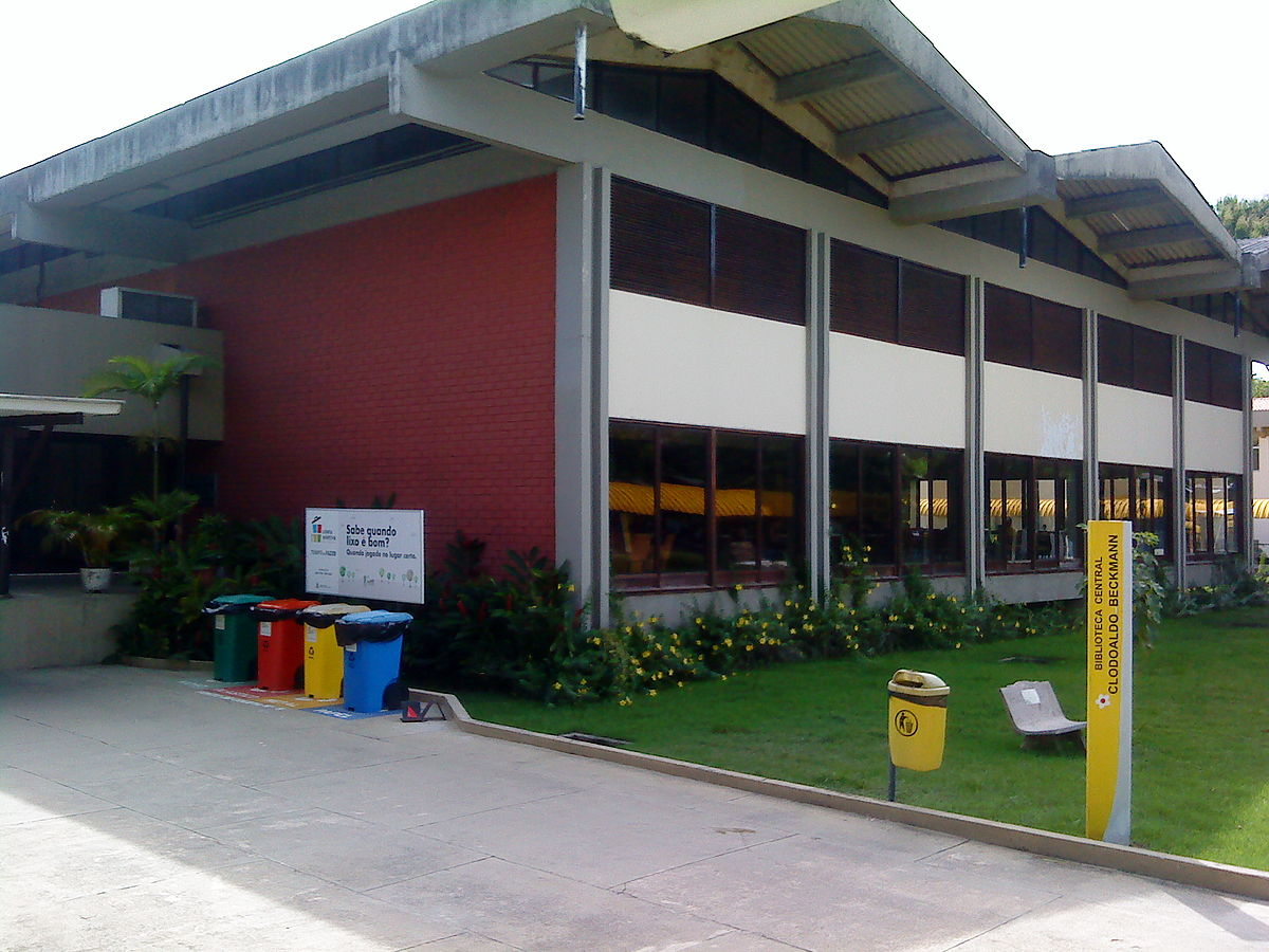 Biblioteca Central da Universidade Federal do Pará